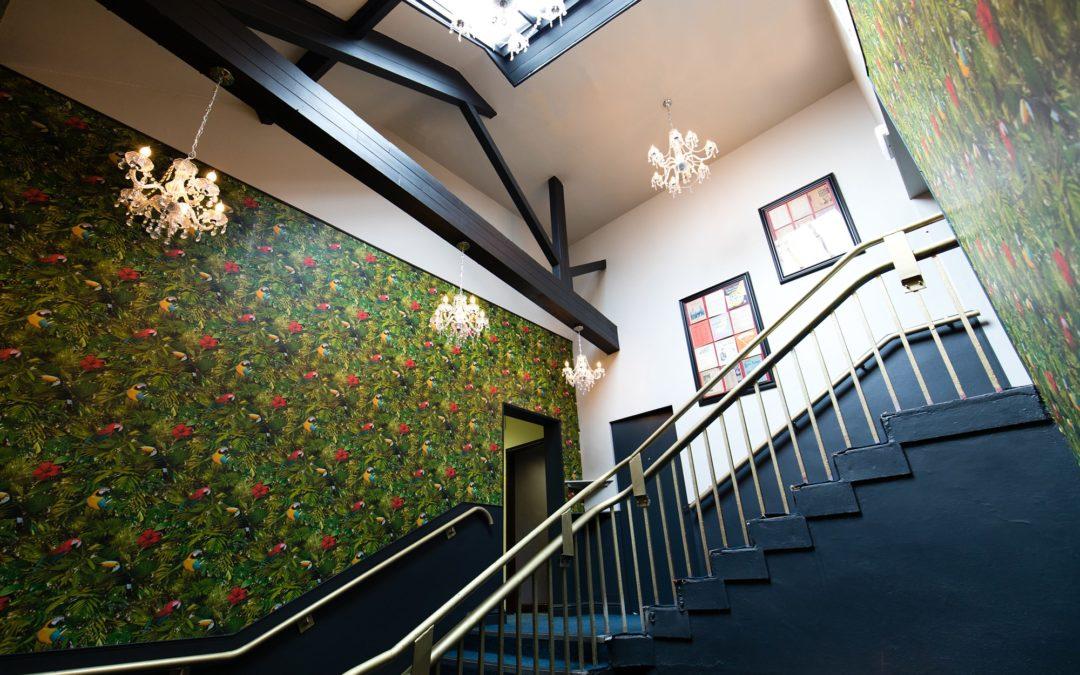 Quirky Yorkshire Wedding Venue | River Mills Ballroom